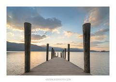 Ashness Jetty (Amar Sood) Tags: amarsoodphotocom amarsoodphotography thelakedistrict lakedistrict ashnessjetty nationalpark derwentwater landscape landscapes sony a7rii lake sunset
