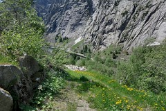 Schöllenen - Alpine Atomic Shelter ASU (Kecko) Tags: 2018 kecko switzerland swiss schweiz suisse svizzera innerschweiz zentralschweiz uri schöllenen schöllenenschlucht gotthard armee militär army military bunker asu blindstollen fenster1 landscape landschaft swissphoto