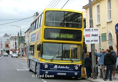 Dublin Bus AV263 (02D20263). (Fred Dean Jnr) Tags: waterford dublinbus dbrook volvo b7tl alexander alx400 av263 02d20263 manorstreetwaterford july2005 tallshipsparkride dublinbusyellowbluelivery busathacliath