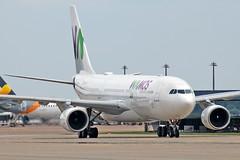 Airbus A330-223 - EC-MTT - HAJ - 10.06.2019(1) (Matthias Schichta) Tags: haj hannoverlangenhagen eddv plane planespotting airbus a330200 wamosair ecmtt flugzeug flugzeugbilder