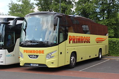 Primrose Coaches of Hexham YD19GPV (yorkcoach2) Tags: york hexham primrosecoaches bova vdlbova yd19gpv clarencestcoachpark