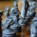 Souvenir chess set