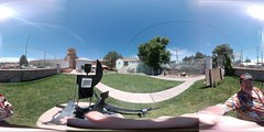 360_20190610_115216080 (goflight001) Tags: summer2019 canoncity coloradostatepenitentiary prison gaschamber museum prisonerart guardtower