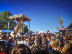 Y el lunes... Rocío (Capuchinox) Tags: rocio españa spain andalucia andalusia gente people