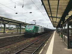 Fret at Thionville (simonstrains) Tags: bb27000 thionville sncffret