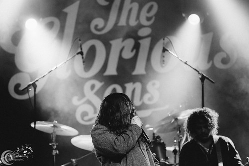 The Glorious Sons - 5.31.19 - Hard Rock Hotel & Casino Sioux City