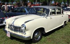 Hansa Pullman (Schwanzus_Longus) Tags: bruchhausen vilsen german germany old classic vintage car vehicle sedan saloon borgward hansa 2400 pullman