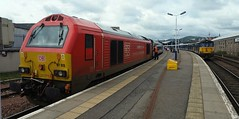 67015 Inverness (Roddy26042) Tags: 67015 inverness class67