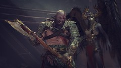 Kratos fighting Olrun (Raffu42) Tags: godofwar gow4 gow godofwar4 atreus kratos norse norsemythology ps4share psblog ps4 playstation playstation4 ps4gamer ps4exclusive photomode gamer games game gaming instagamer gamingphotography gamephotography ingamephotography virtualphotography vgpunite