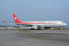 Sichuan Airlines - Airbus A330 - B-8690 (yak_40) Tags: zrh sichuanairlines a330 b8690 airbus330330 airbus330343 airbus330