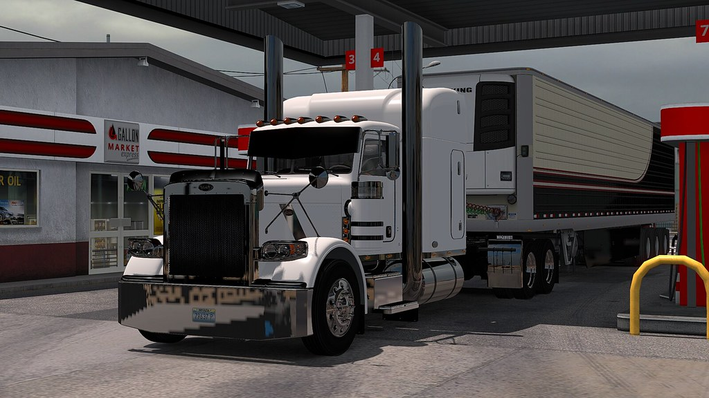 The World's Best Photos of american and peterbilt - Flickr