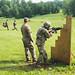 2nd Regiment, Advanced Camp at the Buddy Team Live Fire Range
