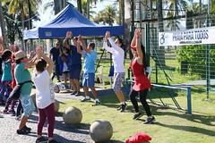 Sepedi promove atividades ao ar livre no Programa Praia Acessível (Prefeitura de Caraguatatuba) Tags: praia ar livre caraguatatuba caraguá programa atividades promove sepedi acessível