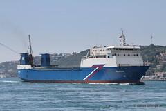 Ship. Amazon 7702657 (dickodt65) Tags: ship bosphorus roro amazon