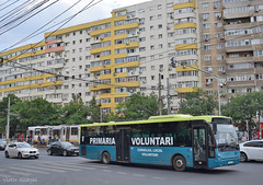 IF 96 STV - ex4146 - 10.06.2019 (VictorSZi) Tags: romania bucharest bucuresti bus nikon nikond5300 transport summer vara june iunie vdlberkhofambassador vdl