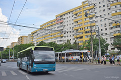 IF 95 STV - 10.06.2019 (VictorSZi) Tags: romania bucharest bucuresti bus nikon nikond5300 transport summer vara june iunie vdlberkhofambassador vdl