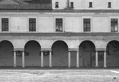 Palazzo Ducale di Mantova (Sancho Fotografia) Tags: mantova mantua lombardia italia viajar monumento renacimiento arte arquitectura historia nikon d7200 turismo blancoynegro palacio historiadelarte