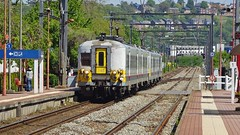 AM 746 - L154 - JAMBES (philreg2011) Tags: amclassique am746 l20144550 l20144560 l154 jambes sncb nmbs trein train am7879