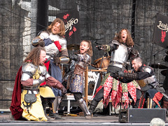 Knight festival Kufstein 2019 / Ritterfest Kufstein 2019 (berndkru) Tags: leicadg50200f2840 panasonicdcg9 kufstein ritterfest knightfestival österreich austria ritter knights tirol tyrol