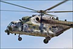 Mil Mi-171Sh Hip (Pavel Vanka) Tags: mil mi171sh hip czechrepublic czech czechairforce helicopter military lkcv caslav aircraft plane airplane spotter spotting fly flying airshow aviation canon