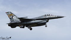 Força Aérea Portuguesa F-16AM Fighting Falcon (Caspar Smit) Tags: forçaaéreaportuguesa f16 falcon viper fightingfalcon tigermeet nato tiger 15105 montdemarsan aircraft fighter jet aviation airforce airplane nikon d7000 lfbm