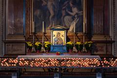 Fede (Guido Barberis) Tags: fede salisburgo austria candele chiesa icona religione