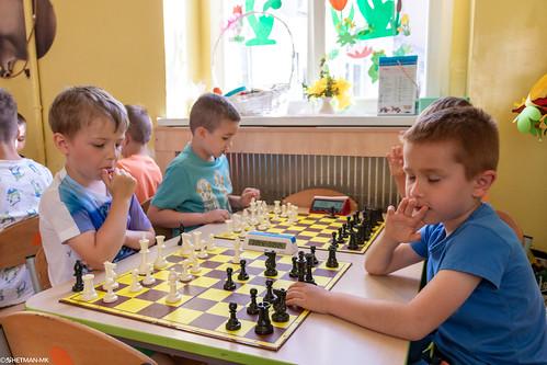 XI Szachowe Mistrzostwa Przedszkola Nr 6-3