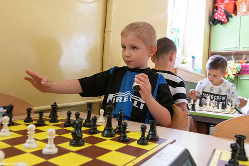 XI Szachowe Mistrzostwa Przedszkola Nr 6-28