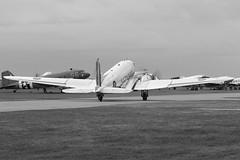 'Taxiing' (cjf3 - f15tog) Tags: dc3 c47 douglasdakotadc3 imperialwarmuseumduxford flyinglegends dday75thanniversary