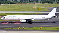 YR-NTS Just Us Air Airbus A321-200 cn 1153 DUS/EDDL (thule100) Tags: yrnts justusair airbusa321200 cn1153 dus eddl frankkrause