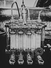 Steam Machine- on1 (douglasjarvis995) Tags: mono monochrome bnw