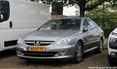 Peugeot 607 2.2i 2006 (XBXG) Tags: 53sttf peugeot 607 22i 2006 peugeot607 citroëndealer autopalace marconistraat zwolle overijssel nederland holland netherlands paysbas french car auto automobile voiture ancienne française france frankrijk vehicle outdoor