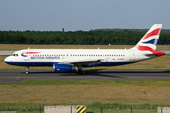 G-EUUF (Andras Regos) Tags: aviation aircraft plane fly airport bud lhbp spotter spotting ba britishairways airbus a320