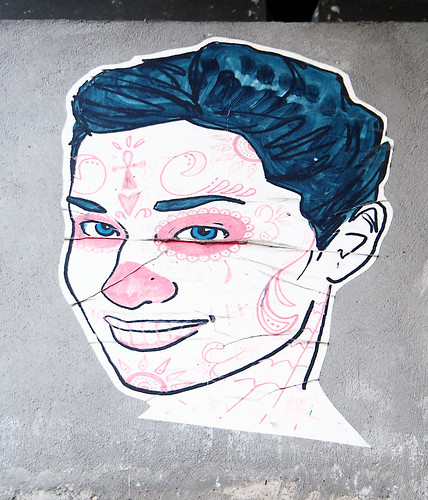 Pasted paper by Paddy [Paris 13e]