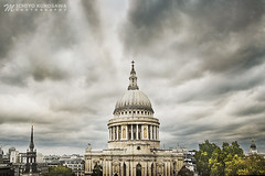 St Paul Cathedral (Michiyo Photo) Tags: st paul stpaul cathedral london england central life building historical 2018 october canon