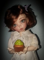 May I have a cupcake please? (Livdollcity) Tags: littlefee yosd bjd resin doll fairyland