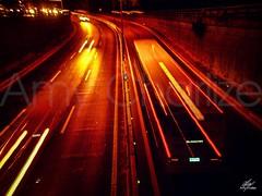 Luces en la noche (Amy Charlize) Tags: amycharlize night focosocial light street streetlife urban city society social