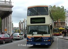 Dublin Bus RV552 (99D552). (Fred Dean Jnr) Tags: dublinbus volvo olympian alexander r rv552 99d552 collegestreetdublin june2005 dbrook dublinbusbluecreamlivery busathacliath t265jss