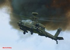 Apache Helicopter (welshmanwandering1) Tags: apache gunship westland cosford airshow uk aircraft attack awesome power