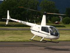 Repelled (Pink Dispatcher) Tags: porta westfalica fliegen portawestfalica hsfliegen hubschrauber helicopter r44 raven robinson edvy