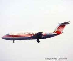 BAC111_FloridaExpress_N1136J (Ragnarok31) Tags: british aircraft corporation bac bac111 bac111200 florida express n1136j
