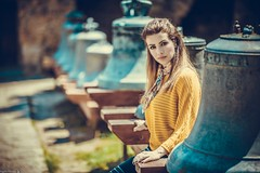 Evagelia (Vagelis Pikoulas) Tags: sigma esztergom art porto hungary bells woman women girl girls photography photoshoot canon 6d 85mm f14