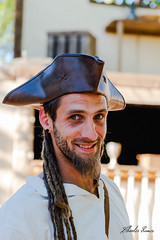 le pirate (Charles_RAMOS-iVision18000) Tags: flibustier portrait d500 nd500 nikon nikonphotography photography dslr apsc man portraiture european nikoneurope nikonfrance france corsaire dreads hat eyes color charlesramosphotography freebooter bokeh expeed5