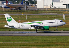 9H-LOL Airbus A319 Hi Fly (@Eurospot) Tags: 9hlol airbus a319 5085 lfbo toulouse blagnac hifly