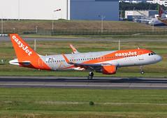 OE-INQ Airbus A320 Easyjet (@Eurospot) Tags: gezox oeinq airbus a320 6837 lfbo toulouse blagnac easyjet