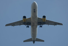 EC-JGM Vueling Airbus A320-214 -2 (Gottfried Gillich) Tags: vueling airbus nue