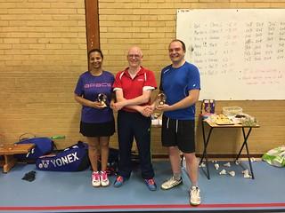 Senior Handicap Tournament - June 2019