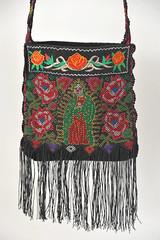 Chatino Shoulder Bag Morral Yaitepec Oaxaca Mexico (Teyacapan) Tags: mexico textiles morral bags bolsa chatino santiagoyaitepec oaxaca guadalupe museo