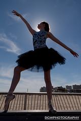 Rachel (dgwphotography) Tags: dancer ballet ballerina 2470f28vr nikond5 dopeports silhouette coneyisland