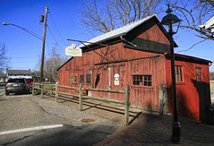 Village Smithy (~ Liberty Images) Tags: ohio roscoevillage spring 1830s canalvillage historic building architecture town
